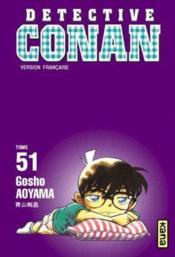 Detective Conan T51 - Couverture - Format classique