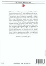 Egon Schiele - 4ème de couverture - Format classique