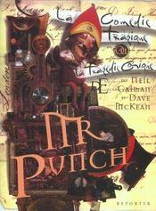 Mr Punch - Intérieur - Format classique
