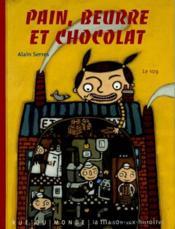 Pain, beurre et chocolat ; le 109 - Couverture - Format classique