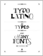 Typo latino ; 30 types and many more fonts  - Villafranca Bal