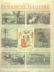Dimanche Illustre N°274 du 27/05/1928 - Couverture - Format classique