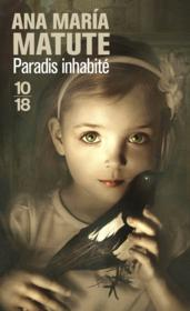 Paradis inhabité - Couverture - Format classique