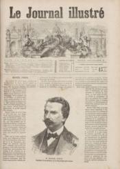Journal Illustre (Le) N°34 du 25/08/1872 - Couverture - Format classique