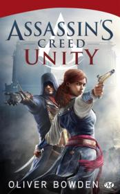 Vente  Assassin's Creed ; unity  - Oliver Bowden