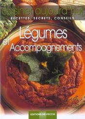 Legumes Et Accompagnements - Intérieur - Format classique