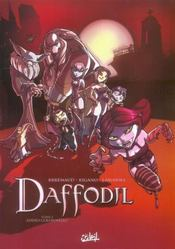 Daffodil t.1 ; addio-colonello - Intérieur - Format classique