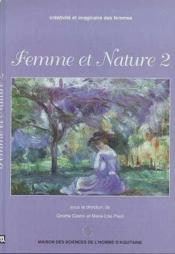 Femme et nature, 2 - Couverture - Format classique