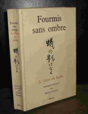 Fourmis Sans Ombre - Couverture - Format classique