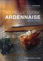 La nouvelle cuisine ardennaise - Intérieur - Format classique
