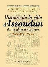 Issoudun (Histoire Religieuse D') - Couverture - Format classique