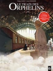 Le train des orphelins t.1 ; Jim - Couverture - Format classique
