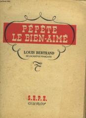 Pepete, Le Bien-Aime - Couverture - Format classique