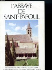 L'Abbaye De Saint Papoul - Guide Du Visiteur - Couverture - Format classique