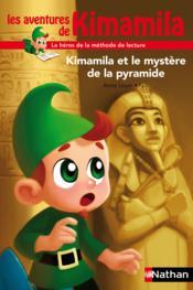 Kimamila et le mystère de la pyramide - Couverture - Format classique