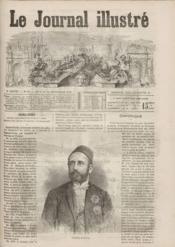 Journal Illustre (Le) N°36 du 08/09/1872 - Couverture - Format classique