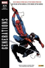 Vente livre :  Marvel generations N.4  - Marvel Generations