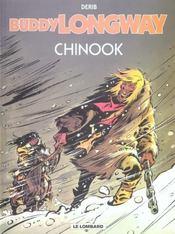 Buddy Longway t.1 ; Chinook - Intérieur - Format classique