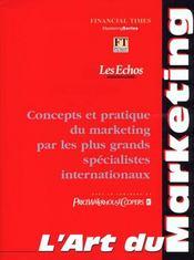 L'Art Du Marketing - Intérieur - Format classique