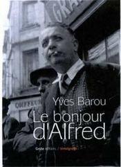 Bonjour D'Alfred - Intérieur - Format classique