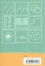 Cékoiça t.6 - 4ème de couverture - Format classique