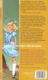 Mission Alice - 4ème de couverture - Format classique