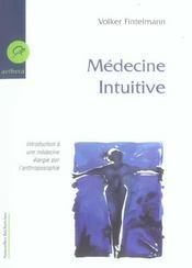 Medecine Intuitive (édition 2005) - Intérieur - Format classique