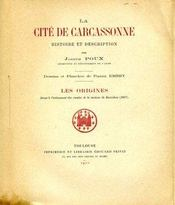 La cité de Carcassonne. - Intérieur - Format classique