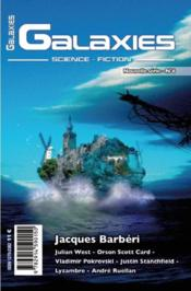 Vente livre :  Revue Galaxies Sf N.6 ; Jacques Barbéri  - Revue Galaxies Sf