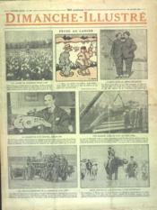 Dimanche Illustre N°278 du 24/06/1928 - Couverture - Format classique