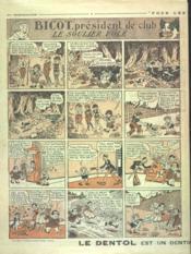 Dimanche Illustre N°278 du 24/06/1928 - 4ème de couverture - Format classique