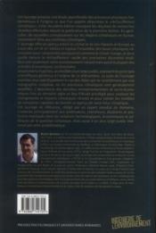 Changements climatiques et impacts ; de l'échelle globale à l'échelle locale (2e édition) - 4ème de couverture - Format classique