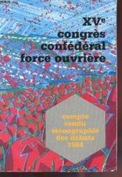Compte Rendu Stenographie Des Debats 1984 - Couverture - Format classique