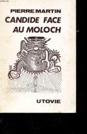 Candide Face Au Moloch - Couverture - Format classique