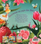 Fees : Mon Livre-Jeu - 4ème de couverture - Format classique