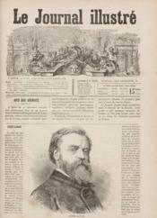 Journal Illustre (Le) N°50 du 15/12/1872 - Couverture - Format classique