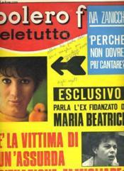 Bolero Film Teletutto - N°1067 - Couverture - Format classique
