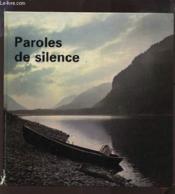 Paroles De Silence - Couverture - Format classique
