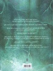 Les Livres De Vie T02 - 4ème de couverture - Format classique