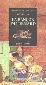 La Rancon Du Renard - Intérieur - Format classique