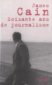 Soixante ans de journalisme - Intérieur - Format classique