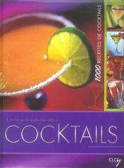 Encyclopedie des cocktails - Intérieur - Format classique