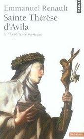 Sainte thérèse d'avila et l'expérience mystique - Intérieur - Format classique