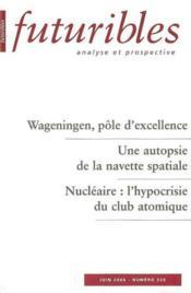 Wageningen, pole d'excellence - Couverture - Format classique