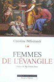 Les femmes de l'évangile - Intérieur - Format classique