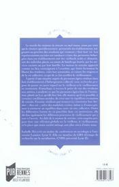 Vivre En Maison De Retraite Le Dernier Chez Soi - 4ème de couverture - Format classique
