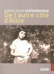 De l'autre côté d'Alice - Intérieur - Format classique
