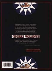 Les tigres volants t.2 ; mission singapour - 4ème de couverture - Format classique