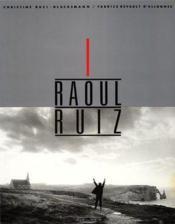 Raoul Ruiz - Couverture - Format classique