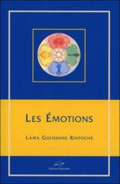Les Emotions - Couverture - Format classique